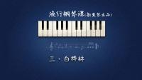 新爱琴流行钢琴公益课第3集  白桦林 讲解