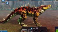 【肉搏快乐】侏罗纪世界 592猪鳄!