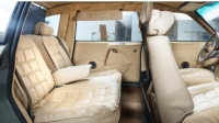用一个车系来见证40年来汽车真皮内饰的发展史