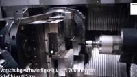 德国机械, 工厂的数控机床, 简直炫酷