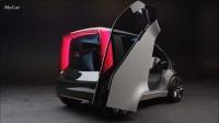 不做马路杀手!本田发布可以识别驾驶员情绪的智能概念汽车