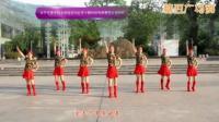 太湖一莲广场舞《一曲相送》