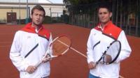 海特网球教学-正手上旋Top Tennis Training