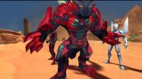 【肉肉】奥特曼传奇英雄 19怪兽的游戏!