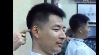 男发基础修剪现场指导
