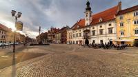 斯洛文尼亚的中心城市马里博尔