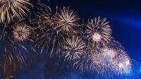 西班牙人三天两头的过节-实拍2017.6.12焰火表演