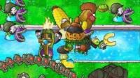 【逍遥小枫】丧心病狂的小游戏关卡啊!   Minecraft植物大战僵尸#8