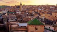 摩洛哥经典城市, 马拉喀什, 阿拉伯歌曲