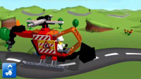 工程车 警车 赛车 直升飞机 乐高机器人 第三期  建造城市家园 第六季 亲子 益智 早教 陌上千雨