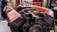 工厂实拍: 一台报废的发动机, 拆掉改装翻新后, 价值翻了100倍