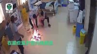 山东一医院发生医闹事件: 大卡车堵门 重症监护室烧纸钱