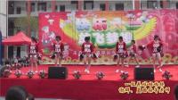 东固小学2017六一儿童节汇演之舞蹈《一级花球啦啦操》(众多美女强大阵容)