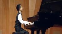 薛元自创作品钢琴独奏音乐会 之二 《鼓浪屿小夜曲》。