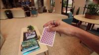扑克魔术教学, 撩妹装逼必备之飞牌