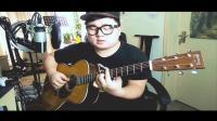 【阳仔玩吉他】全网最强 吉他cover 《告白气球》