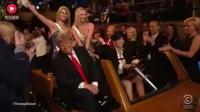 美国吐槽大会吐槽Donald Trump, 当着Trump妻子和女儿的面也毫不留情(1)