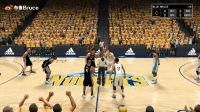 【布鲁NBA2K17实况】生涯模式:西部半决赛杜兰特掘金遭横扫(65)