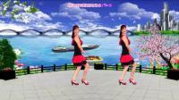 红领巾广场舞《一曲相思》恰恰32步编舞: 林州芳心