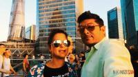 印度情侣游上海, 被上海繁华震慑: 请忘了孟买, 十年也追不上上海啊!