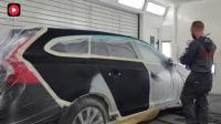 汽车喷漆过程探秘