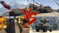 【GTA5对撞实验】居然爆炸了!铲车vs坦克 谁才是最后的赢家?