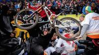 2017UCI山地车世界杯速降赛第二站混剪, 29轮径的胜利Minnar个人生涯第20个分站赛冠军