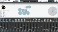 【鼓音色】FXPansion BFD3 金属核模板音色演示