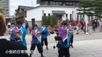 京都街头偶遇, 一段舞蹈, 看出日本青少年对传统文化的热爱和传承