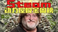 Steam动力屋吸金周榜No.18: 夏促开启第一周 DOTA2国际区解锁