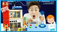 凯文的oxford游戏室玩具 | 凯文和游戏 kevinAndPlay