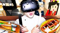【屌德斯解说】 VR模拟日式盖浇饭店 我有特殊的盖饭技巧!