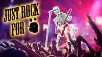 骷髅先生吉他音乐会 骷髅先生的摇滚乐劲爆炸了 221
