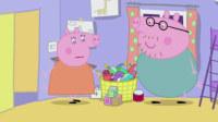 亲子早教 识字249 小猪佩奇学汉字 第二季 粉红猪小妹