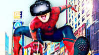 【屌德斯解说】 VR蜘蛛侠模拟器 变身漫威超级英雄实验各种高科技装备帅到爆炸!
