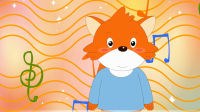 嘟拉智慧乐园 为什么小狐狸害羞