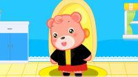 嘟拉智慧乐园 爱美的小花熊怎么感冒的