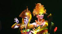 印尼舞剧神的恩典③欧达朗节 咯喳猴舞