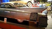 北京汽车博物馆参观3, 看七十年前卡迪拉克现代汽车