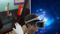 【XY小源VR】二合一 模拟地震与异世界旅游
