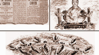 美国大峡谷神秘地下城发现古中国文明