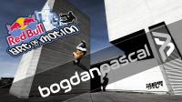 【洁癖男】英国Bogdan Pascal - 圣托里尼全球跑酷大赛报名视频