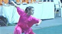 第七届世界武术锦标赛 女子长拳 004 (哈萨克斯坦)