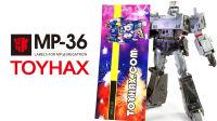 KL變形金剛玩具分享184 Reprolabels MP-36 密卡登升級貼紙