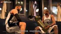 【布鲁NBA2K17实况】生涯模式:两连冠!马刺卫冕第二个总决赛MVP(67)