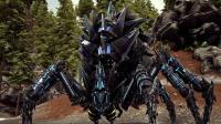 【肉肉】方舟: 恐龙1415机器大蜘蛛!