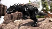 【肉肉】方舟: 恐龙1416闪电南方巨兽龙!