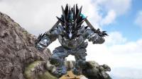 【肉肉】方舟: 恐龙1418机器巨人!
