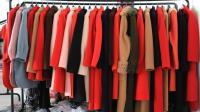 阿邦服装批发-秋冬女装新款百分百澳洲羊毛大衣走份25件一份--659期