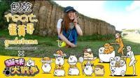 【鱼乾】猫咪大战争! 蛋黄哥与猫咪的绝配飨宴!
